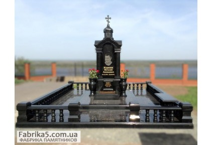Часовня на могилу, элитная модель  №63-022-1, Мемориальные комплексы