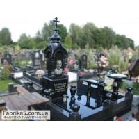 Часовня из гранита на могилу №63-023