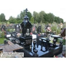 Часовня из гранита на могилу №63-023,Часовни на кладбище