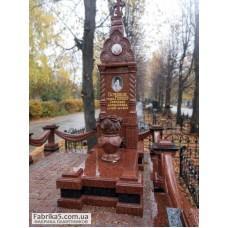 Часовня на могилу, эксклюзивная модель №63-028,Эксклюзивные памятники