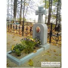 Козацкий крест №63-002,Памятники с крестом