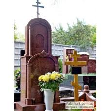 Часовня на могилу №63-008,Часовни на кладбище