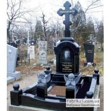 Часовня на могилу №63-009,Часовни на кладбище