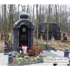 Часовня на могилу №63-010,Часовни на кладбище