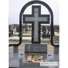 Памятник с крестом №63-017,Мемориальные комплексы