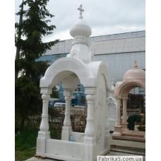 Пантеон на могилу №63-018,Часовни на кладбище