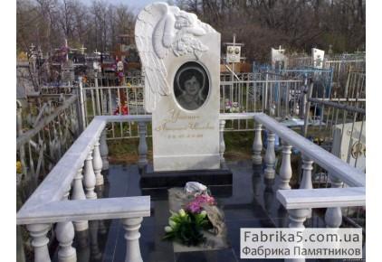 Памятник с ангелом №73-009-1, Памятники с Ангелом