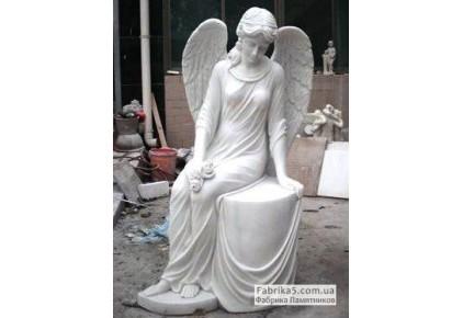 Ангел на могилу №73-022, Скульптура на могилу