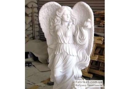 Ангел на могилу  №73-024, Скульптура на могилу