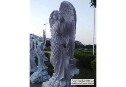 Ангел на могилу  №73-024-1, Скульптура на могилу