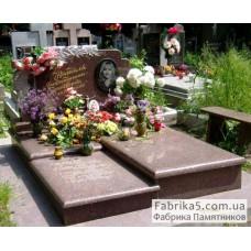 Итальянское надгробие №86-004,Итальянские памятники