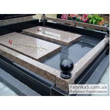 Надгробная плита №85-002,Надгробные плиты