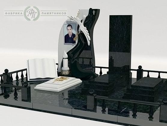 Изготовление памятников в Коростышеве, Фабрика памятников, 3d