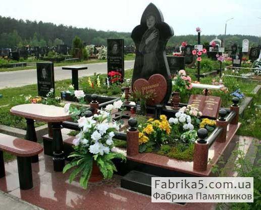 Мемориальный комплекс на могилу №14-034, мемориальные комплексы, Фабрика Памятников