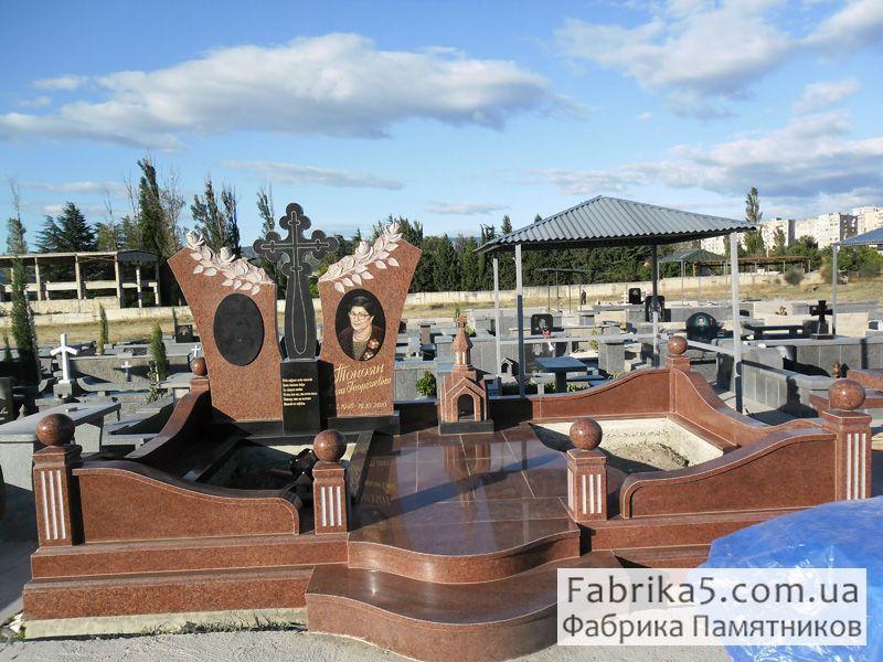 Мемориальный комплекс №42-011, мемориальные комплексы, Фабрика Памятников