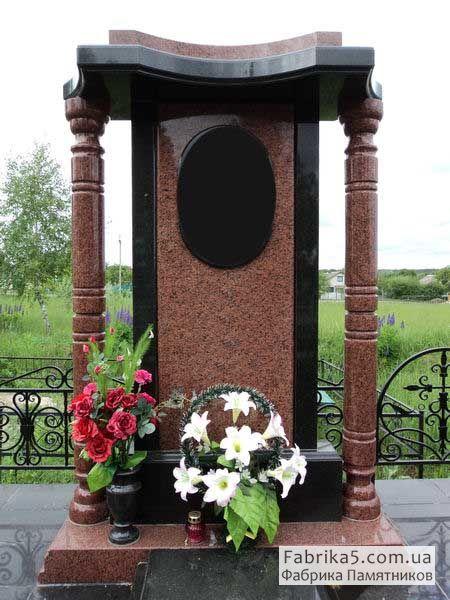 Элитный памятник на одного №14-001