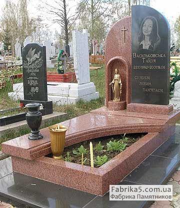 Элитный памятник на одного №14-007