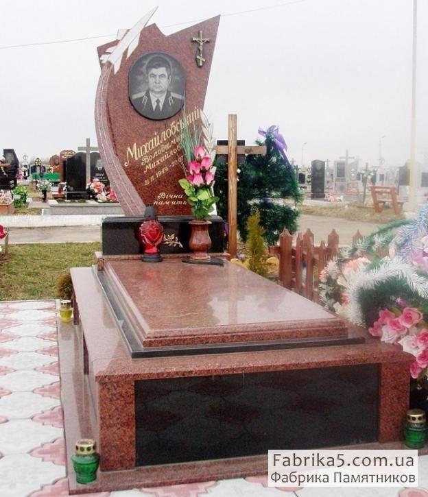 Элитный памятник на одного №14-011