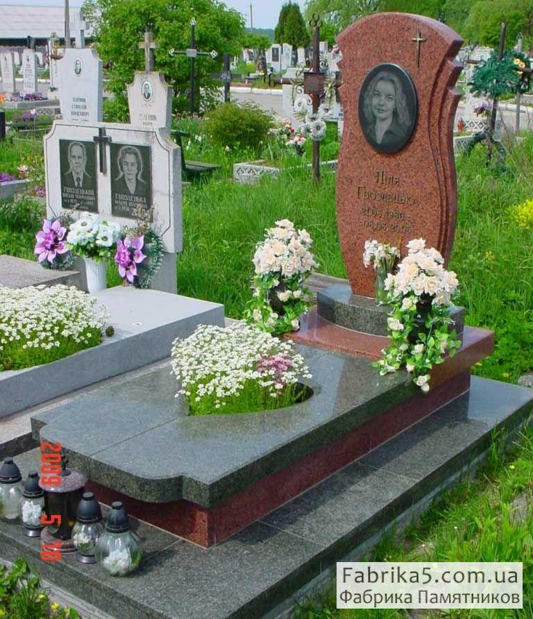 Элитный памятник на одного №14-017