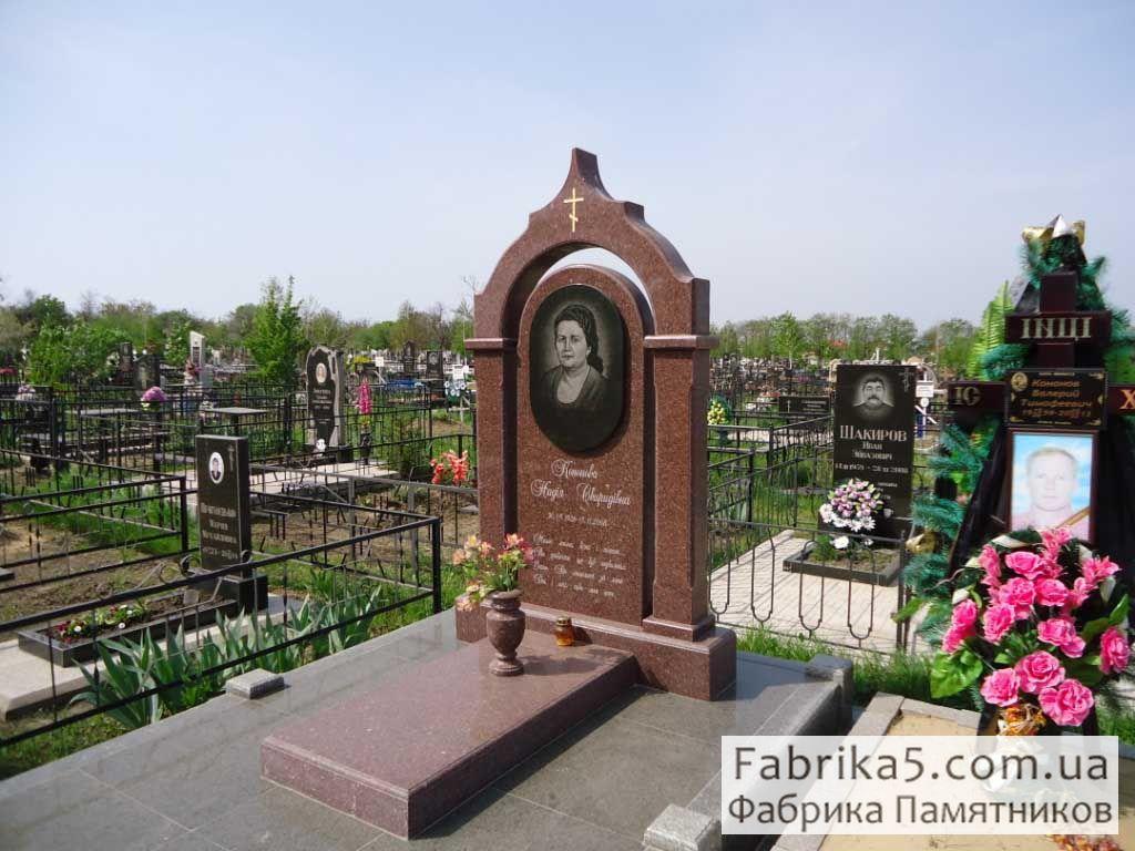 Элитный памятник на одного №14-069