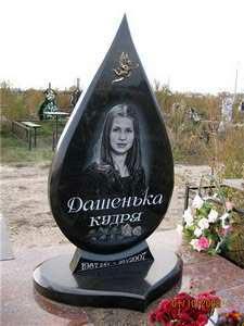 Памятник женщине на могилу, женские надгробия № s-003