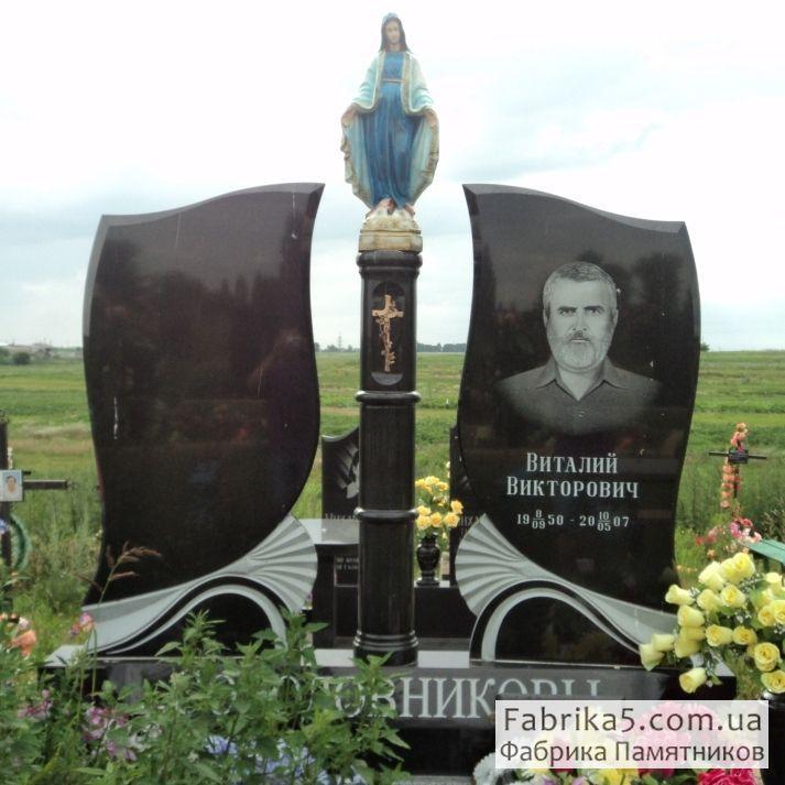 Памятник гранитный двойной nat москва московская обл в гранитные мастерские вакансии
