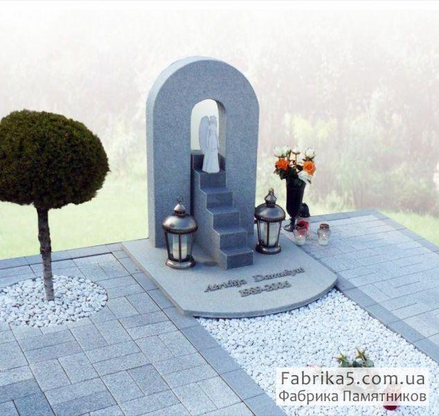 Памятник в итальянском стиле №72-001