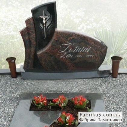 Памятник в итальянском стиле №72-002