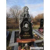 Памятник со скорбящей №14-010
