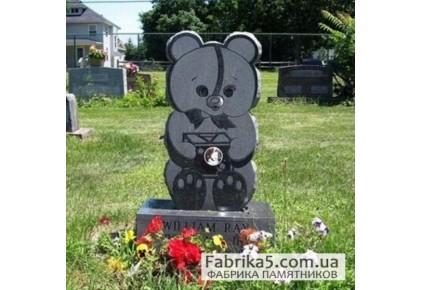 Памятник Мишка №53-001, Детские памятники