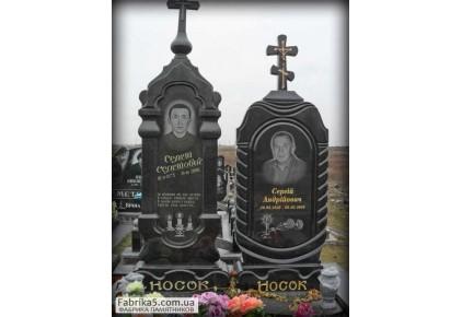 Памятник в форме часовни №63-027, Часовни на кладбище