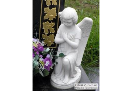 Ангелочек на могилу №73-004, Скульптура на могилу