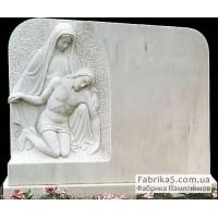 Памятник со скорбящей №73-006