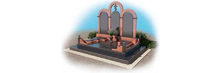 Виды и формы памятников из гранита